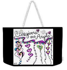 Caregiver Chime Weekender Tote Bag