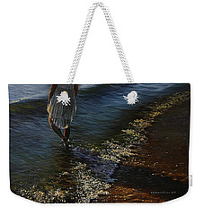 Caressed By The Sun Weekender Tote Bag