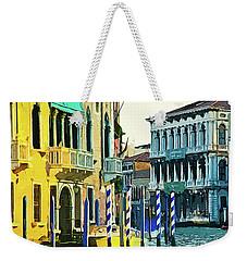 Ca'rezzonico Museum Weekender Tote Bag by Tom Cameron