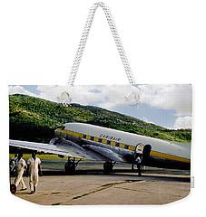 Caribair Dc-3 Weekender Tote Bag