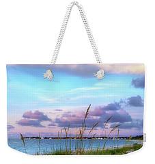 Caribbean Dunes Weekender Tote Bag by Renee Sullivan