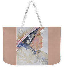 Caribbean Sun Weekender Tote Bag by Mary Haley-Rocks