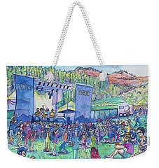 Caribou Mountain Collective At Yarmonygrass Weekender Tote Bag