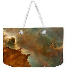 Carina Nebula Details -  Great Clouds Weekender Tote Bag