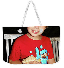Caring For Chameleons 1 Weekender Tote Bag
