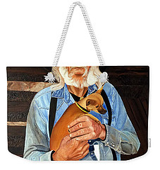 Caring Paws Weekender Tote Bag
