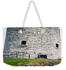Carleton Martello Tower Weekender Tote Bag