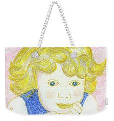 Carley Mae Weekender Tote Bag