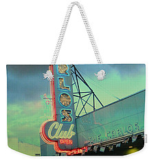 Carlos Club Weekender Tote Bag