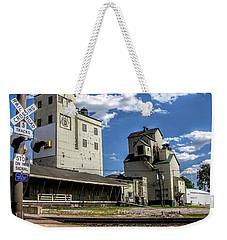 Carlton Michigan Feed Mill Weekender Tote Bag