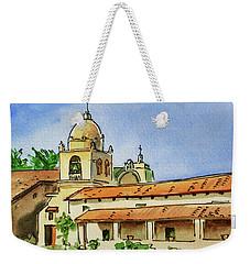Carmel By The Sea - California Sketchbook Project  Weekender Tote Bag
