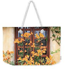 Carmel Mission Window Weekender Tote Bag