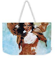 Carmen Amaya Weekender Tote Bag