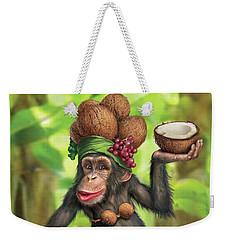 Carmen Coconuts Weekender Tote Bag