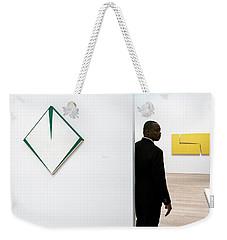 Carmen Herrera At The Whitney 1 Weekender Tote Bag