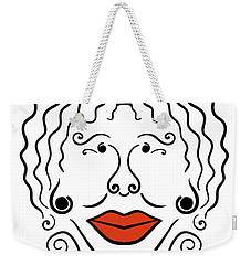 Carmina Weekender Tote Bag
