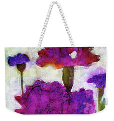 Carnations Weekender Tote Bag