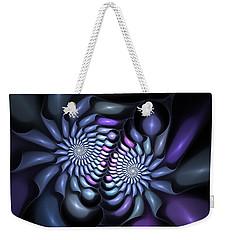 Carnival-12 Blues Weekender Tote Bag