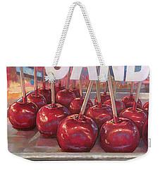 Carnival Apples Weekender Tote Bag