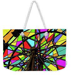 Carnival Colors 2 Weekender Tote Bag