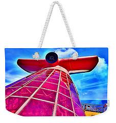 Carnival Pride Stack Weekender Tote Bag