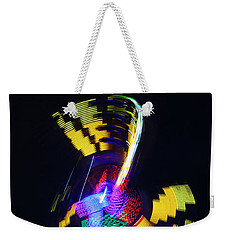 Carnival Ride In Motion, The Texas State Fair Weekender Tote Bag