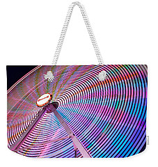 Carnival Spectacle Weekender Tote Bag