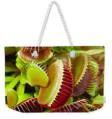 Carnivores Weekender Tote Bag