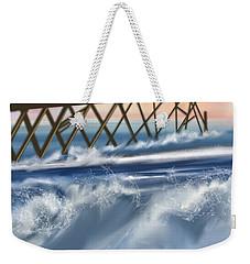 Carolina Beach Weekender Tote Bag