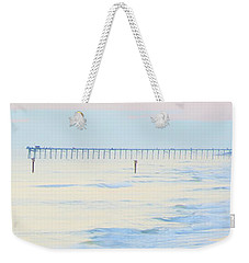 Carolina Beach Thanksgiving Day Weekender Tote Bag