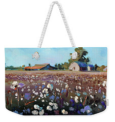 Carolina Cotton I Weekender Tote Bag