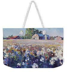 Carolina Cotton II Weekender Tote Bag