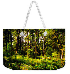 Carolina Forest Weekender Tote Bag by David Smith