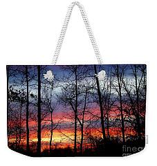 Carolina Sunset Weekender Tote Bag