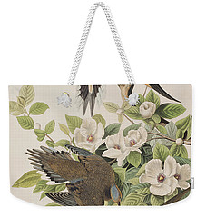 Carolina Turtle Dove Weekender Tote Bag