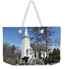 Caroline Church Of Brookhaven  Weekender Tote Bag