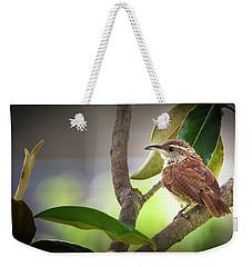 Caroline Wren #2 Weekender Tote Bag