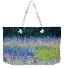 Carol's Meadow Weekender Tote Bag