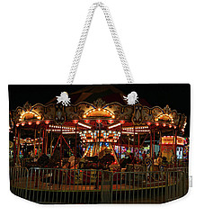 Carousel At Night 2017 2 Weekender Tote Bag