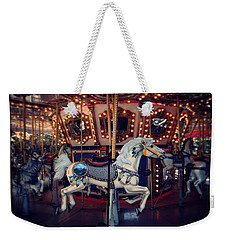 Carousel Weekender Tote Bag