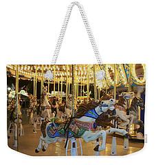 Carousel Horse 3 Weekender Tote Bag