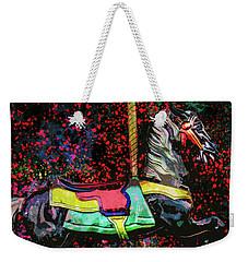 Carousel Number 16 Weekender Tote Bag