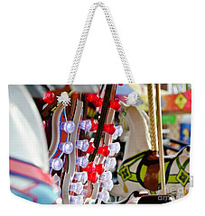 Carousel Weekender Tote Bag by Yurix Sardinelly