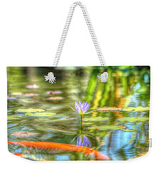 Carp And Lily Weekender Tote Bag