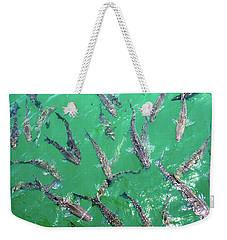 Carp Weekender Tote Bag