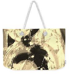 Carpenter Weekender Tote Bag by Carol Rashawnna Williams