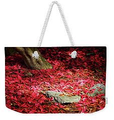 Carpet Of Petals I Weekender Tote Bag