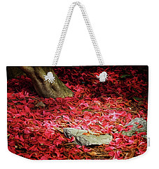 Carpet Of Petals I Weekender Tote Bag