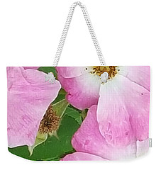 Carpet Of Pink Weekender Tote Bag