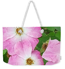 Carpet Roses Weekender Tote Bag